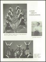1968 Red Jacket Central High School Yearbook Page 64 & 65