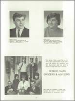 1968 Red Jacket Central High School Yearbook Page 74 & 75