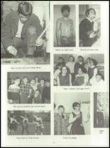 1968 Red Jacket Central High School Yearbook Page 78 & 79