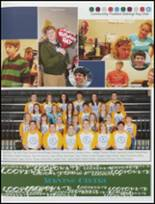 2010 Clyde High School Yearbook Page 40 & 41