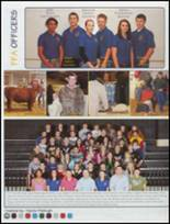 2010 Clyde High School Yearbook Page 50 & 51