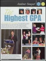 2010 Clyde High School Yearbook Page 132 & 133