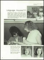 1988 Desert Christian High School Yearbook Page 18 & 19