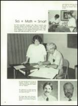 1988 Desert Christian High School Yearbook Page 20 & 21