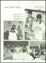 1988 Desert Christian High School Yearbook Page 26 & 27