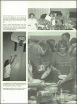 1988 Desert Christian High School Yearbook Page 32 & 33