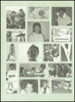 1988 Desert Christian High School Yearbook Page 42 & 43