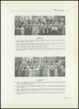 1933 Streator Township High School Yearbook Page 42 & 43