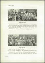 1933 Streator Township High School Yearbook Page 46 & 47