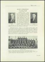 1933 Streator Township High School Yearbook Page 52 & 53