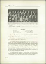 1933 Streator Township High School Yearbook Page 74 & 75