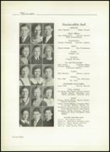 1933 Streator Township High School Yearbook Page 82 & 83