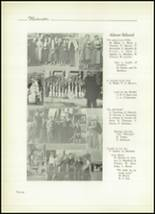1933 Streator Township High School Yearbook Page 94 & 95