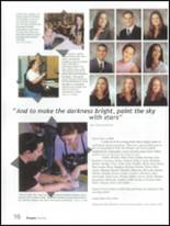 2002 Governor Mifflin High School Yearbook Page 20 & 21