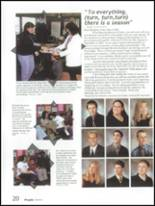 2002 Governor Mifflin High School Yearbook Page 24 & 25
