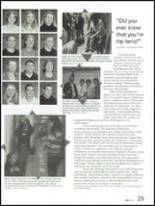 2002 Governor Mifflin High School Yearbook Page 32 & 33