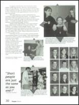 2002 Governor Mifflin High School Yearbook Page 34 & 35