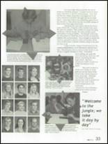 2002 Governor Mifflin High School Yearbook Page 36 & 37