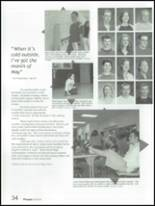 2002 Governor Mifflin High School Yearbook Page 38 & 39
