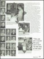 2002 Governor Mifflin High School Yearbook Page 44 & 45