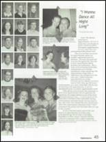 2002 Governor Mifflin High School Yearbook Page 48 & 49