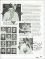 2002 Governor Mifflin High School Yearbook Page 52 & 53