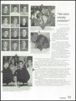 2002 Governor Mifflin High School Yearbook Page 56 & 57
