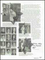 2002 Governor Mifflin High School Yearbook Page 60 & 61