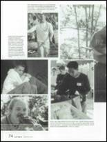 2002 Governor Mifflin High School Yearbook Page 78 & 79
