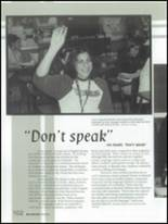 2002 Governor Mifflin High School Yearbook Page 106 & 107