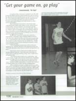 2002 Governor Mifflin High School Yearbook Page 110 & 111