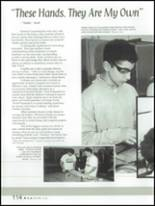 2002 Governor Mifflin High School Yearbook Page 118 & 119