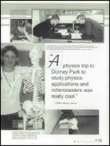 2002 Governor Mifflin High School Yearbook Page 122 & 123