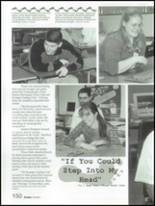 2002 Governor Mifflin High School Yearbook Page 154 & 155