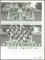 2002 Governor Mifflin High School Yearbook Page 188 & 189