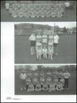 2002 Governor Mifflin High School Yearbook Page 204 & 205