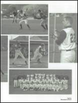 2002 Governor Mifflin High School Yearbook Page 206 & 207