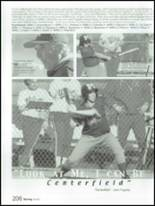 2002 Governor Mifflin High School Yearbook Page 210 & 211