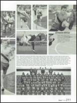 2002 Governor Mifflin High School Yearbook Page 214 & 215