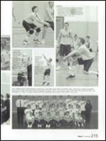 2002 Governor Mifflin High School Yearbook Page 218 & 219