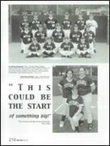 2002 Governor Mifflin High School Yearbook Page 220 & 221
