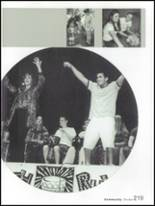 2002 Governor Mifflin High School Yearbook Page 222 & 223