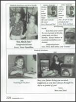 2002 Governor Mifflin High School Yearbook Page 230 & 231