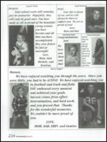 2002 Governor Mifflin High School Yearbook Page 238 & 239