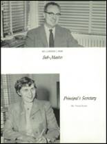 1960 Falmouth High School Yearbook Page 14 & 15