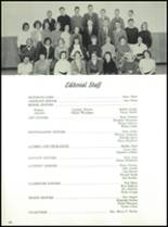 1960 Falmouth High School Yearbook Page 24 & 25