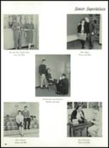 1960 Falmouth High School Yearbook Page 44 & 45