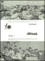 1960 Falmouth High School Yearbook Page 50 & 51