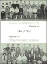 1960 Falmouth High School Yearbook Page 54 & 55