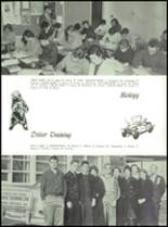 1960 Falmouth High School Yearbook Page 56 & 57